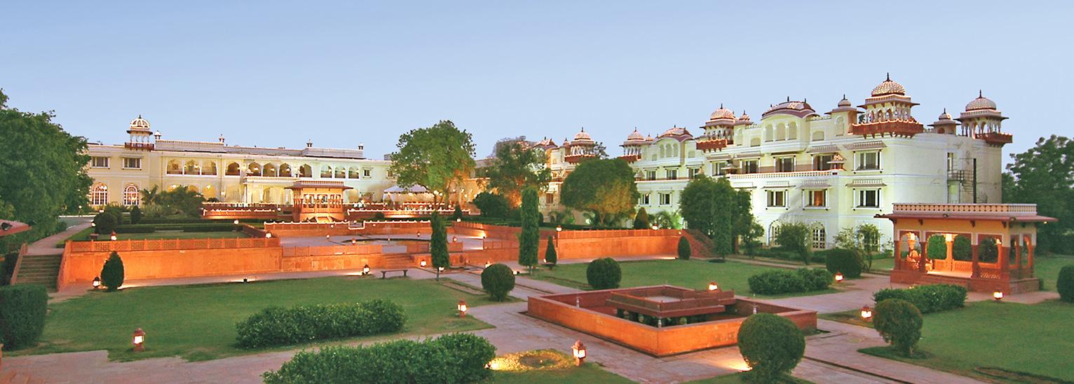 Hotel Oberoi, Udaipur