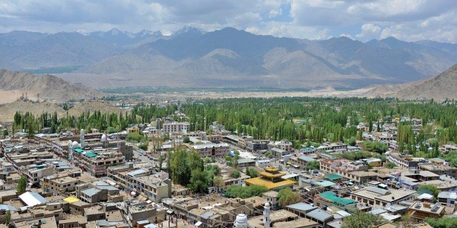 Ladakh City
