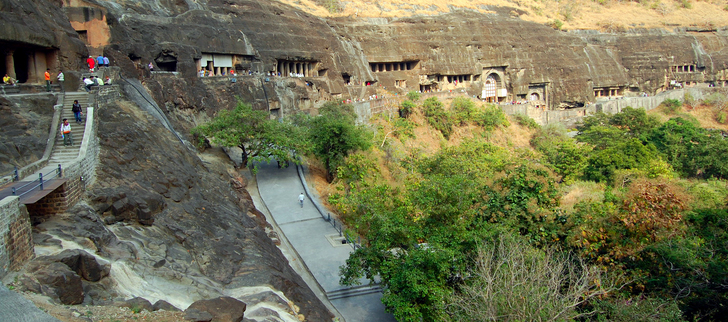 Ajanta & Ellora Caves Tours