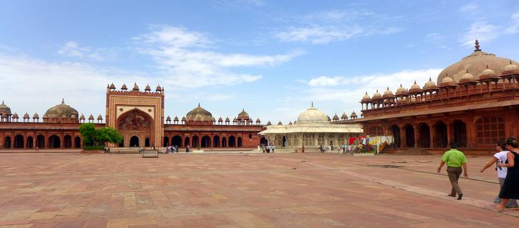 Fatehpur Sikri1 Agra