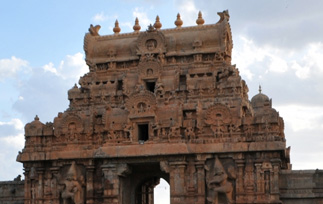 Great Living Chola Temples Brhadisvara, Mahabalipuram