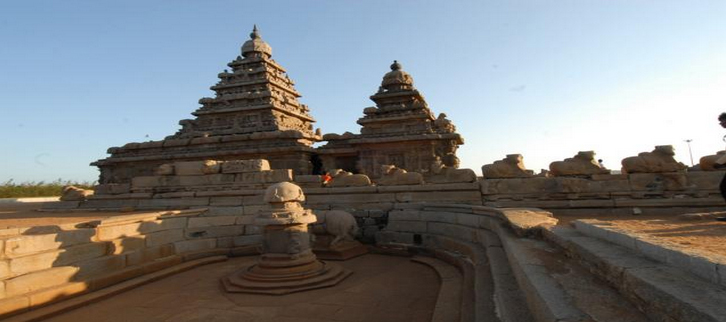Group of Monuments at Mahabalipuram Tours
