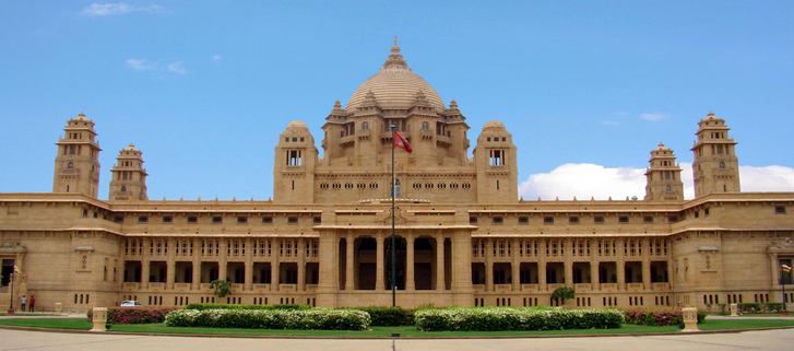 Umaid Bhawan Palace Tours