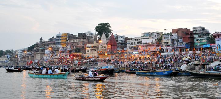 Varanasi Ghats Tours