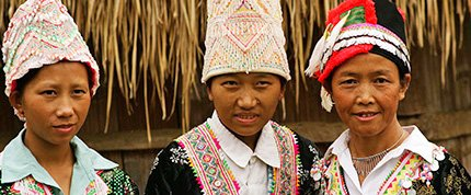 Clothing Choice in Laos