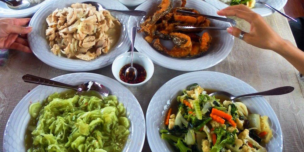 Laos's Cuisine