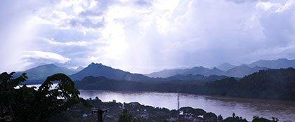Mount Phou Si Laos