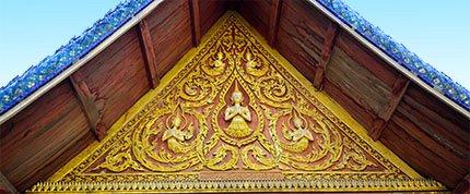Wat Ho Phra Kaew in Laos