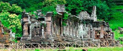 Wat Phou in Laos