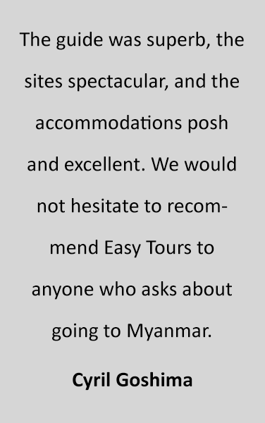 Myanmar Guest Review - 1