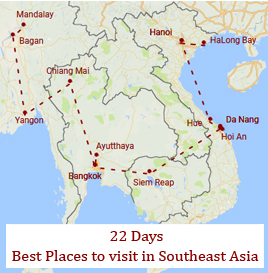 Southeast asia tours for today s explorers great guides for Best places to visit in the southeast